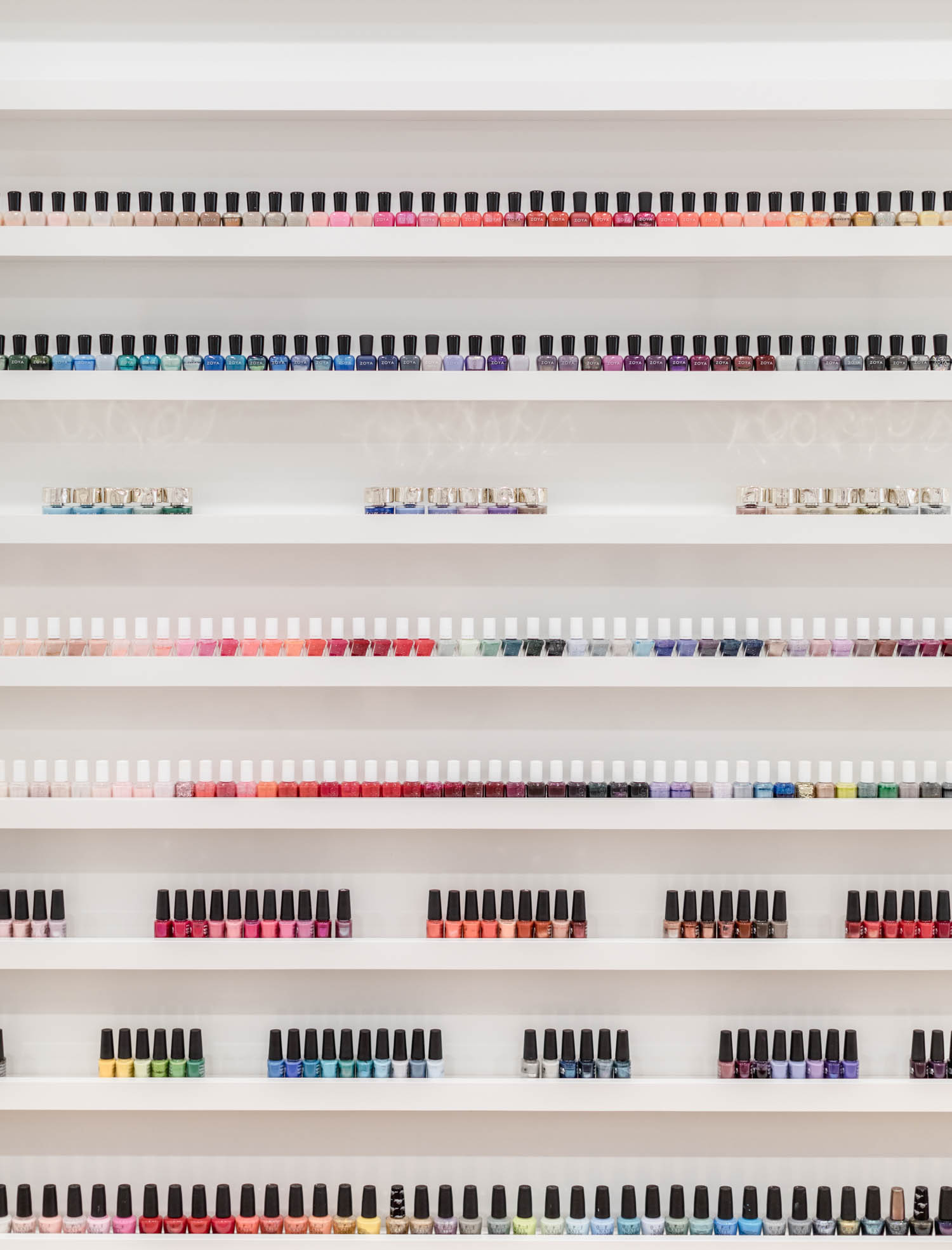 Lacquer Lounge nail polishes. Stay polished.